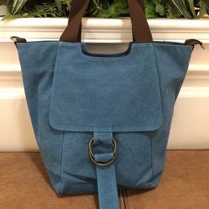 NWT!  High Quality Canvas Shoulder Bag